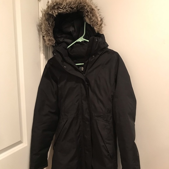 96742f93d The North Face Women's Arctic Parka II in Black